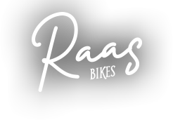 Raas bikes is dé place to be voor iedereen die fietsen ademt, eet en slaapt.